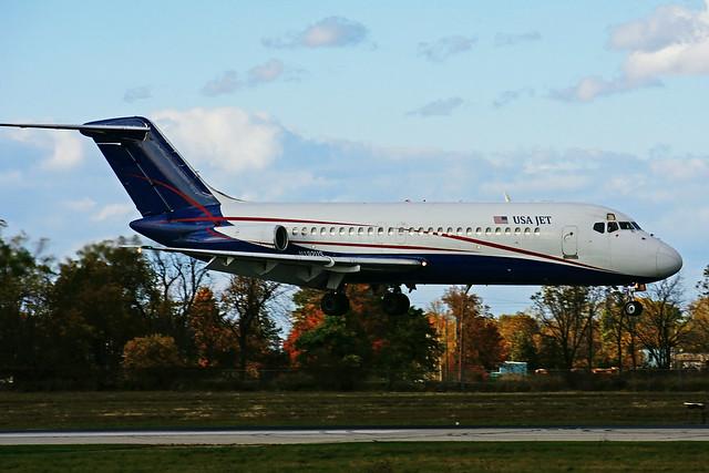 N192US (USA Jet)