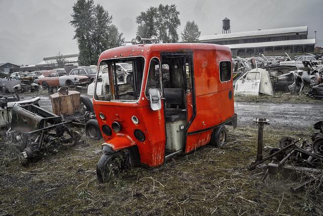 3 wheeler - Springfield OR