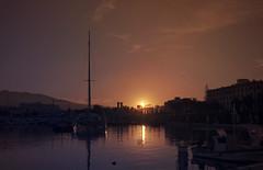 Dársena pesquera de Melilla