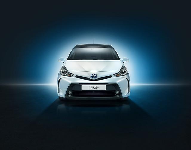 Comprar Toyota Prius+