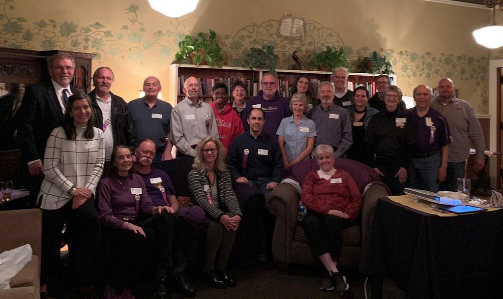 Portland Alumni & Friends Social, 10/9/19