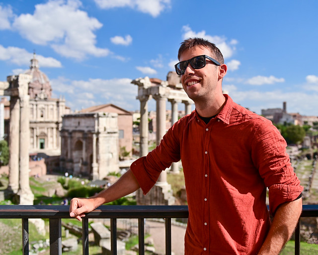 Diario de un Mentiroso en Roma