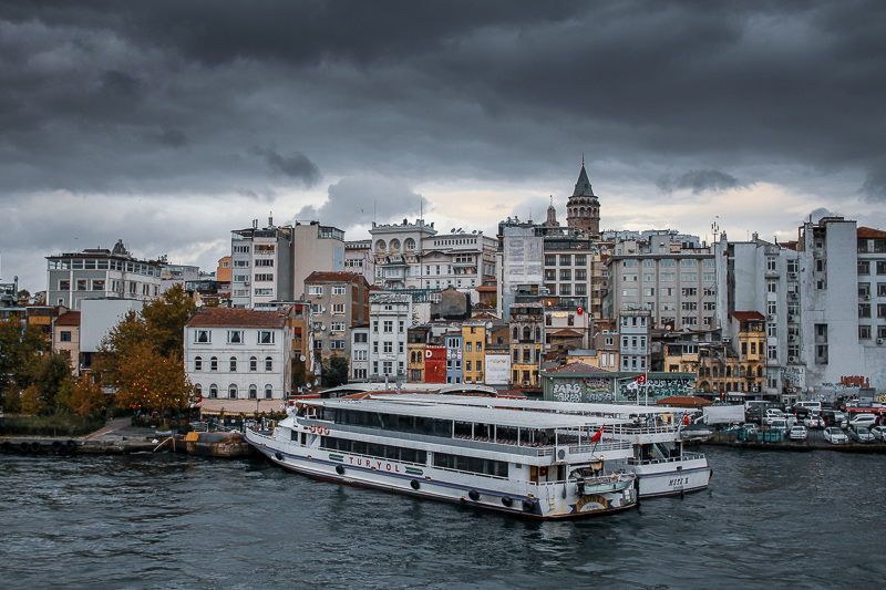 Transporte Estambul