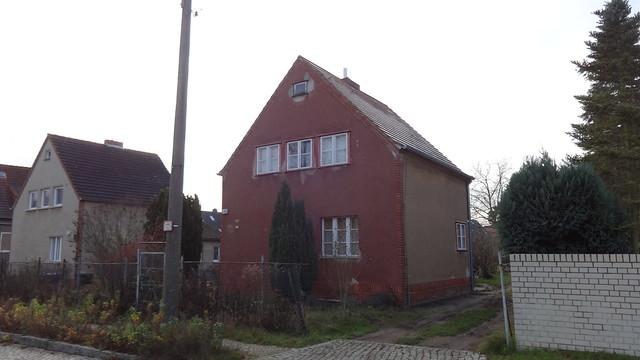 1931 Berlin Wohnhaus An den Siedlergärten 17 von Bruno Taut in 12623 Mahlsdorf
