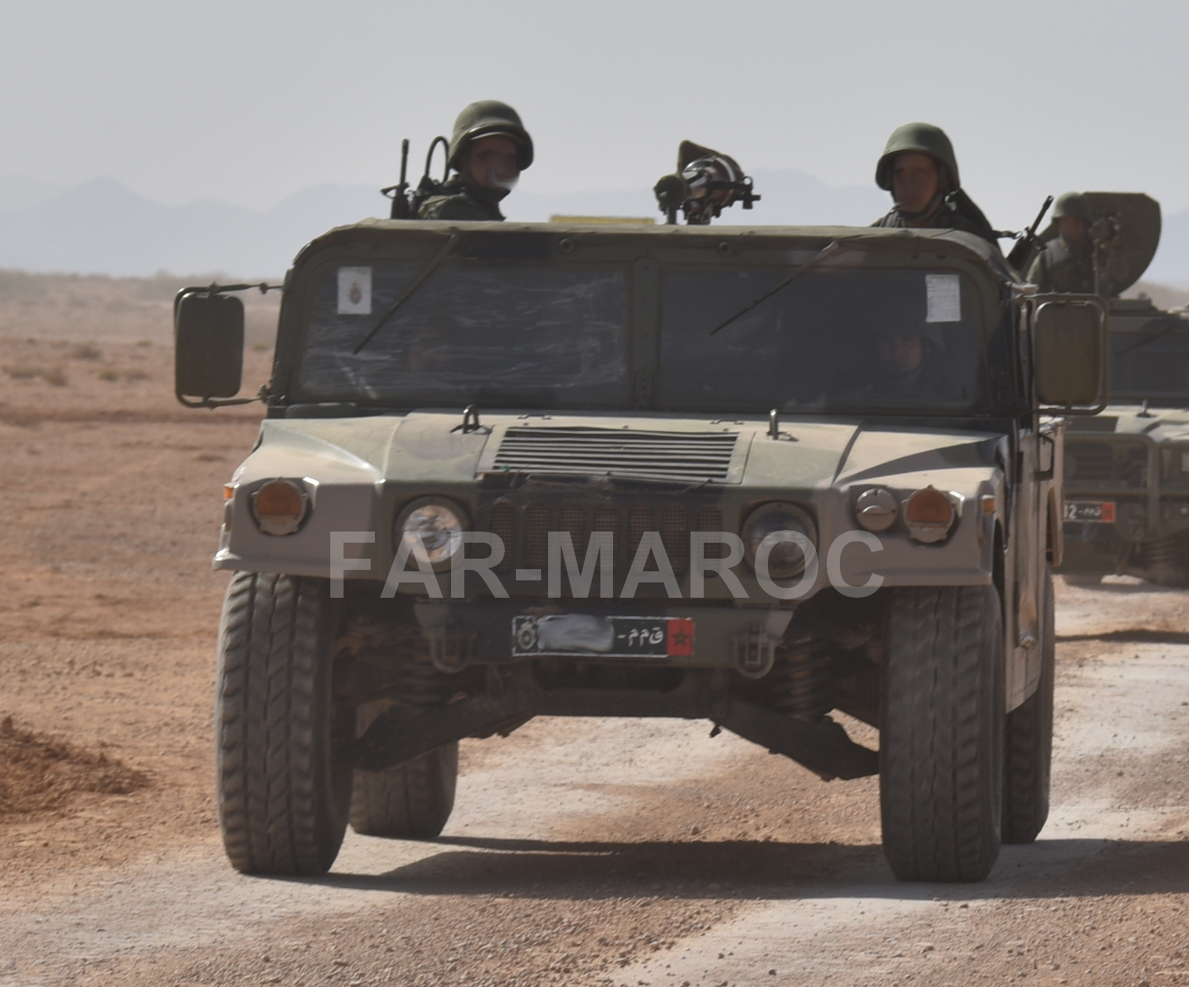 HMMWV et HMMWV Marine Armor Kit (MAK)  - Page 5 49164428558_e465631caa_o