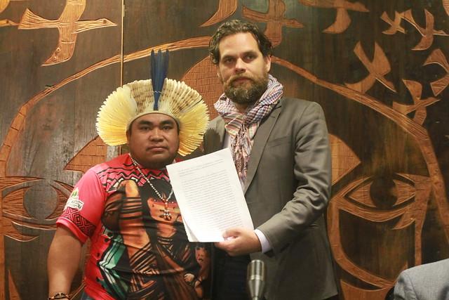 """Audiência Pública """"Direitos da População Indígena"""""""