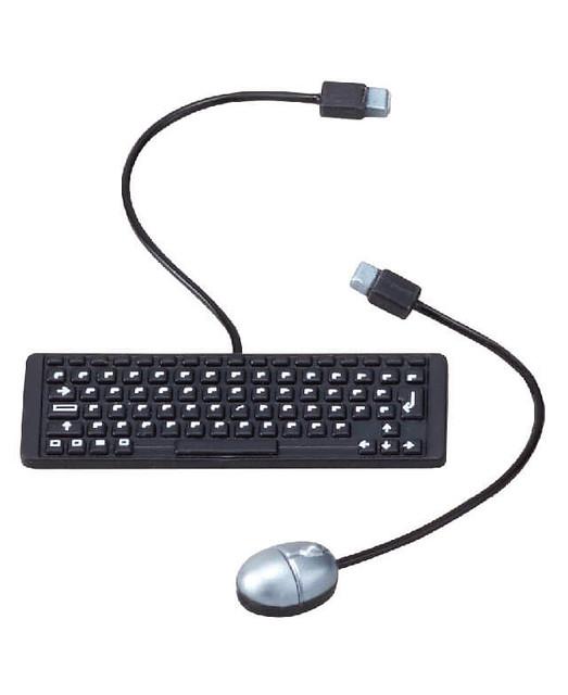 每天辦公必備科技工具之縮小化!EPOCH 迷你個人電腦系列 轉蛋(エポック社 手のひらPC&サプライ)