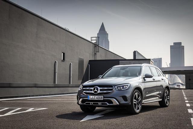 Comprar Mercedes-Benz Glc Suv