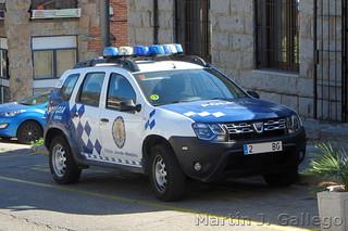 Policía Local El Boalo