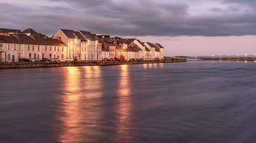 nikon d750 irland ireland galway sunrise sunset longexposure