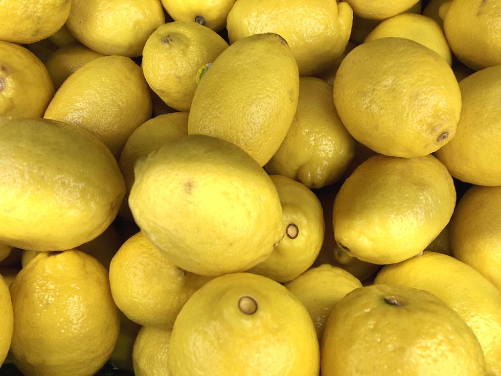 Life Gave Me Lemons This Week