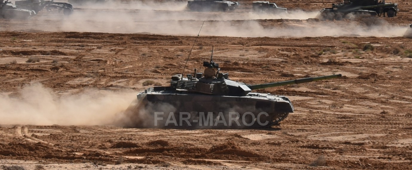 Chars VT-1A Marocains / Moroccan VT-1A MBT - Page 31 49164657012_b0d504082d_h