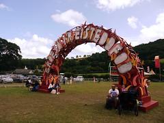 Eisteddfod Arch