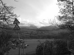 Snow Ridge Distant