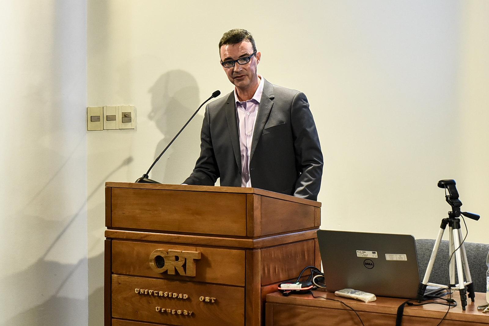 Defensa de tesis doctoral de Marcelo Gambetta - Noviembre 2019