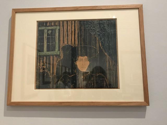 Edvard Munch: Moonlight