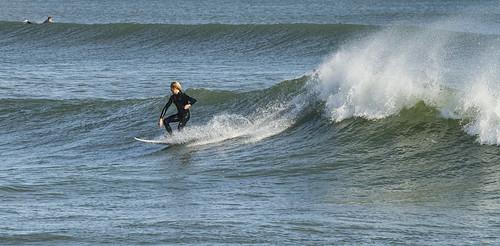 newsmyrnabeach florida ponceinlet surfing december sammysantiago samuelsantiago fineart walldecor photography beach surfer wave wind morningsandpiper sea bird sand morning clouds sunrise