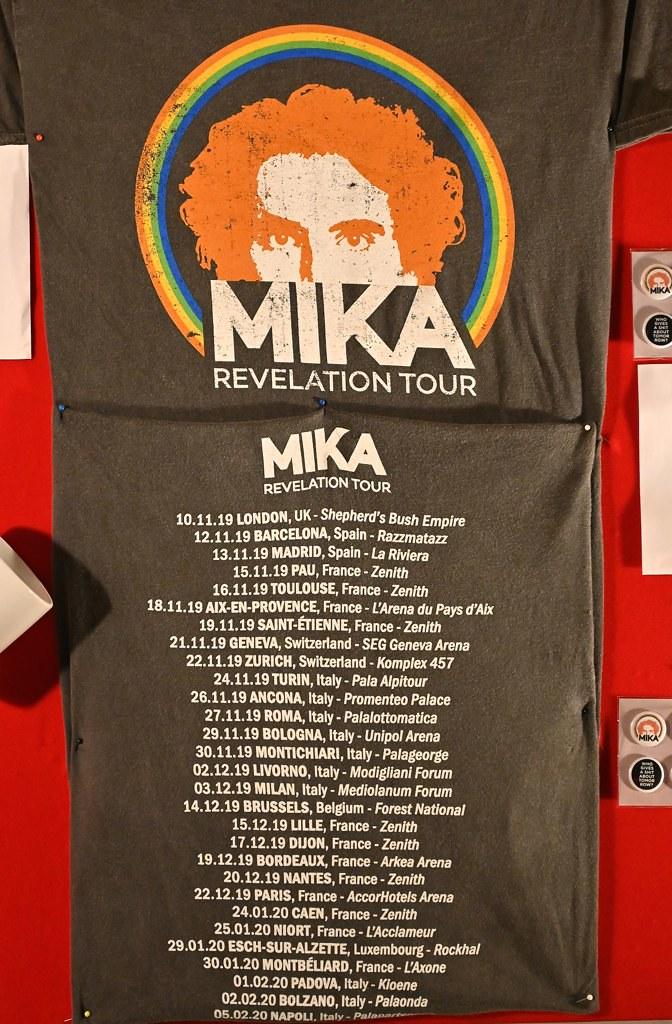 Revelation Tour