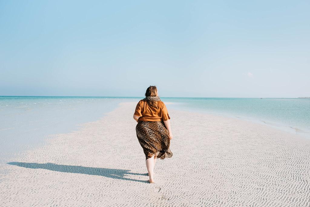 Fuwairit Beach north of qatar