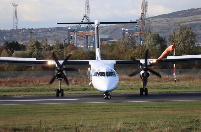 Flybe G-JECX BHD 30/10/19