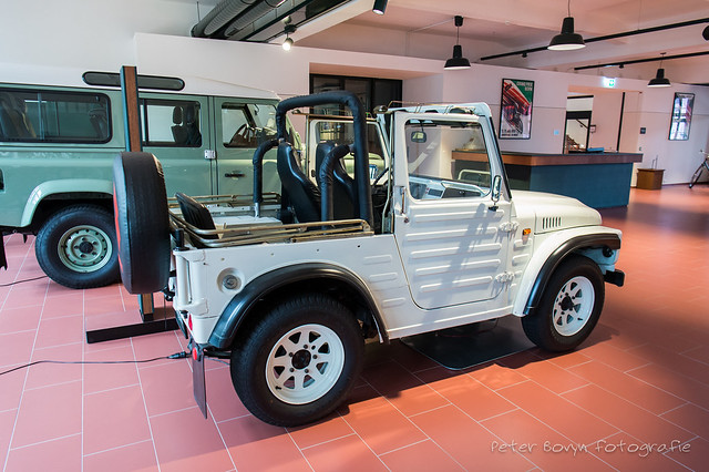 Suzuki LJ 80 - 1981