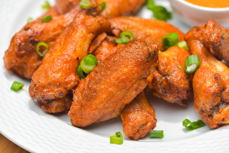 Piri Piri Chicken Wings Recipe