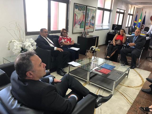 Reunião sobre Acordo de Leniência com o PGJ (3/12/2019)