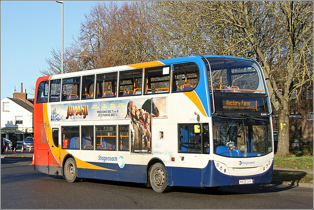 Stagecoach 15444