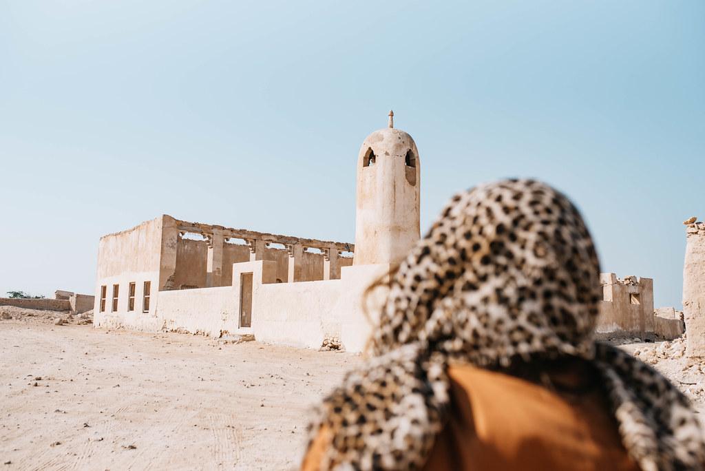 Al Jumail day trip in north of qatar