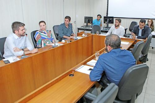 Audiência pública para debater a legalidade do Projeto de Lei 868/2019 - 42ª Reunião Ordinária - Comissão de Legislação e Justiça