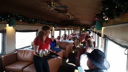 Verde Canyon Railroad - First Class