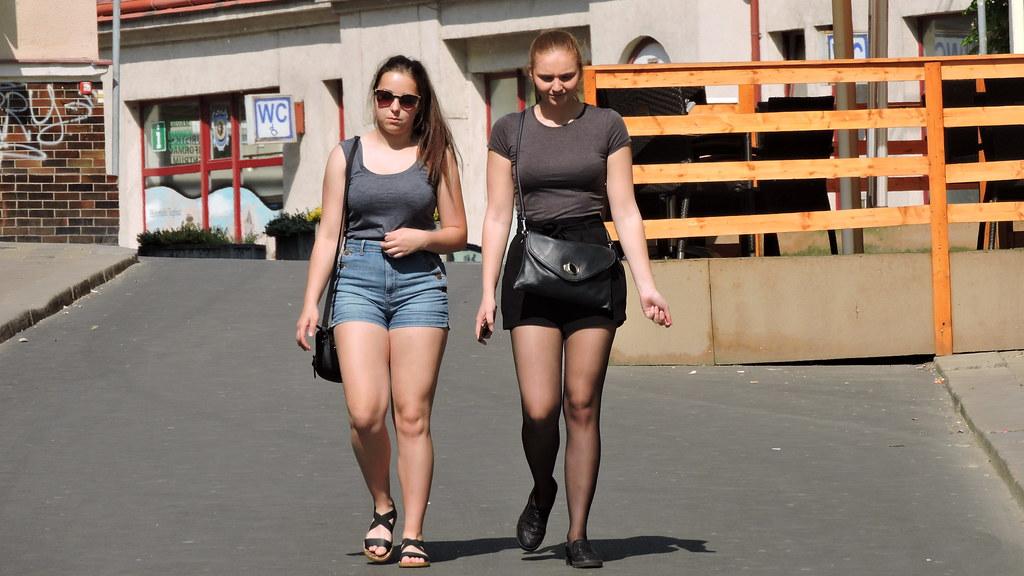 Street girls czech Sierra Leone