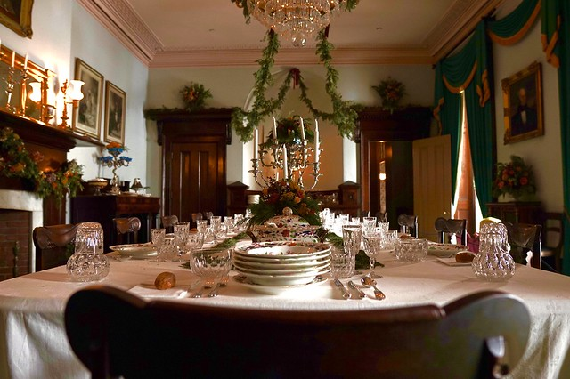 Dundurn Castle Christmas