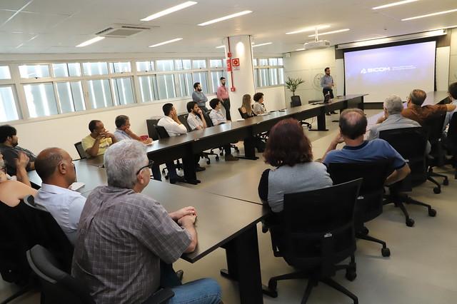 Novo Sicom Consulta é apresentado à área técnica do TCEMG