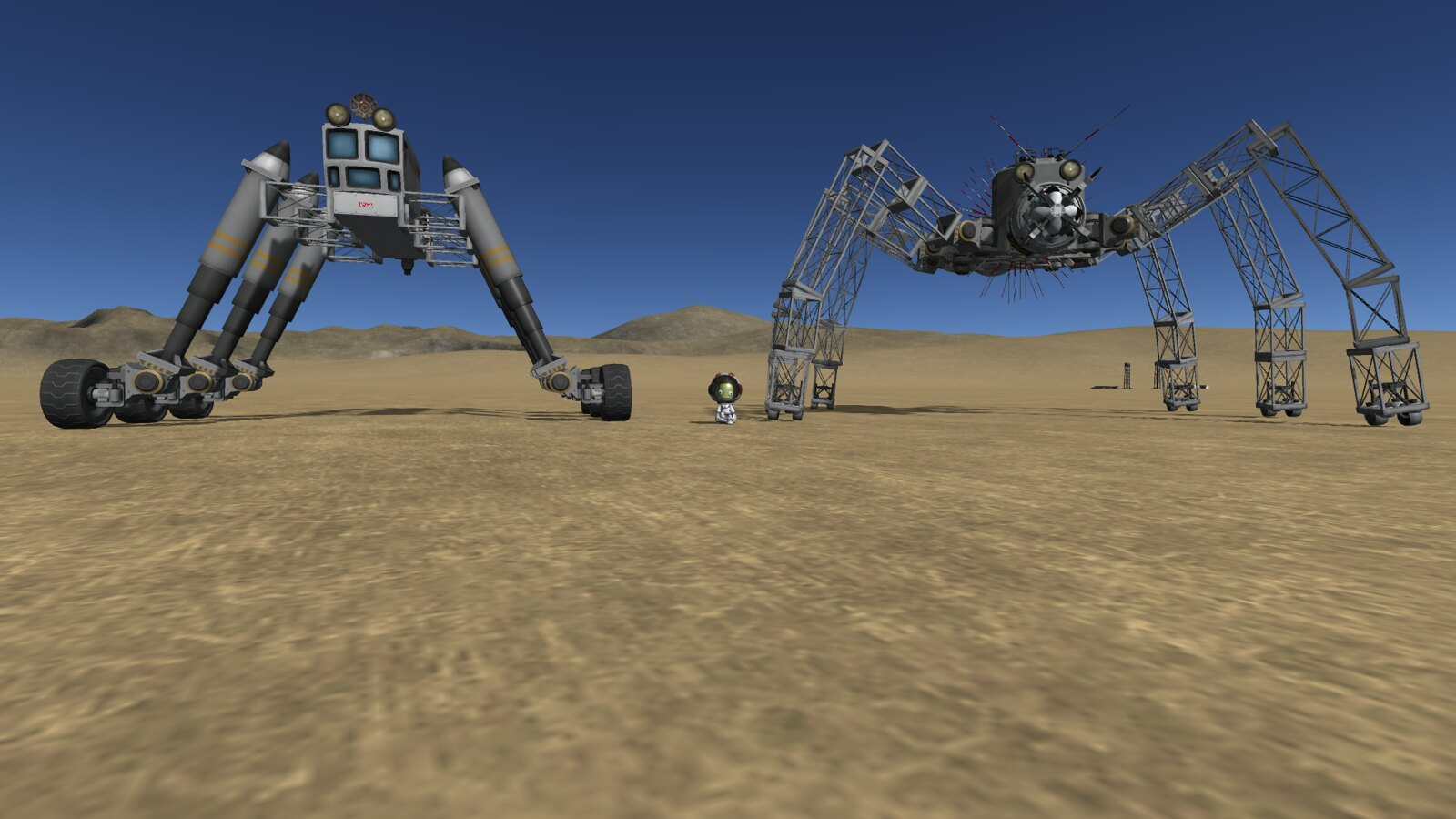 Kerbal Space Program Enhanced Edition: Breaking Ground Edition