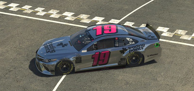 iRacing Chrome Paint