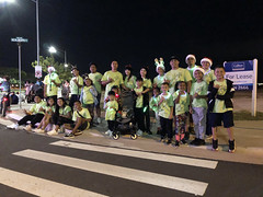 Hawaiian Electric at the West Oahu Electric Light Parade — Nov. 30, 2019: Mahalo to all our volunteers for spreading holiday cheer.
