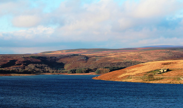 Grimwith Reservoir Yorkshire Dales