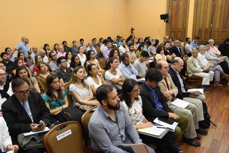 Seminario Efectos del cambio climático en la salud: Presentación del reporte para Chile de Lancet Countdown 2019