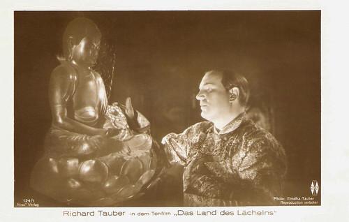 Richard Tauber in Das Land des Lächelns (1930)