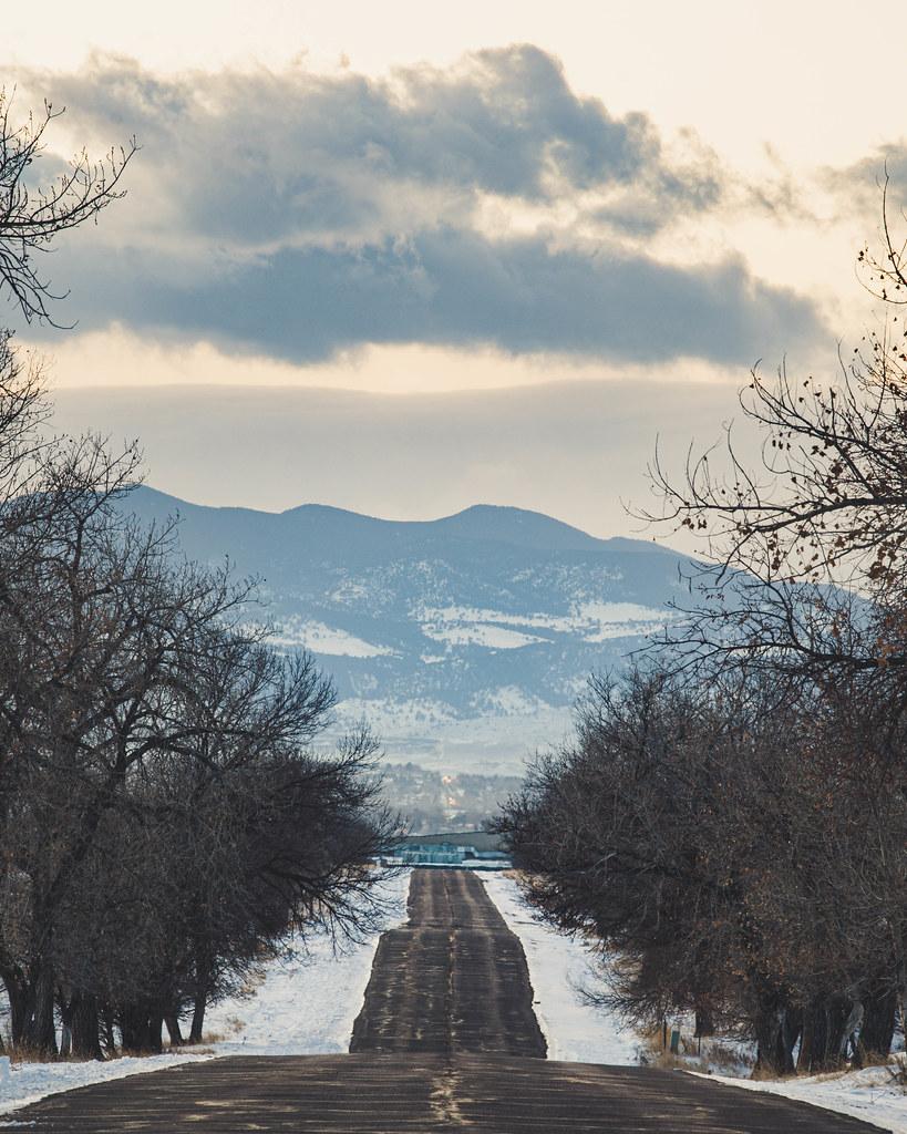 Road to the Rockies. Denver, Colorado. 2019.