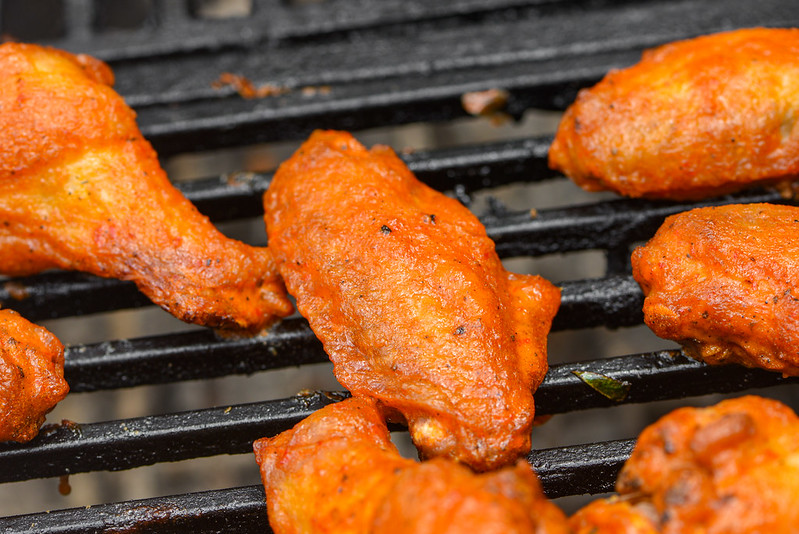 Piri Piri Wings