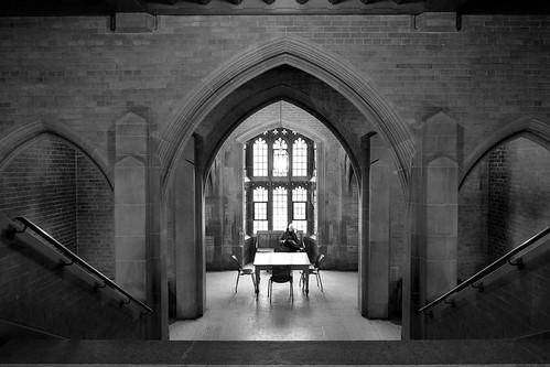 Symmetry at Hart House