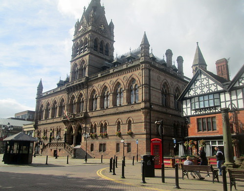 Chester Town Hall (maybe)