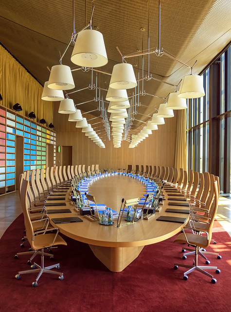 Meeting room | European Court of Justice | Luxembourg