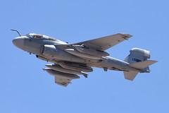United States Marine Corps (USMC) - Grumman EA-6B Prowler - BuNo 162936 - Nellis Air Force Base (LSV) - July 21, 2015 2 319 RT CRP