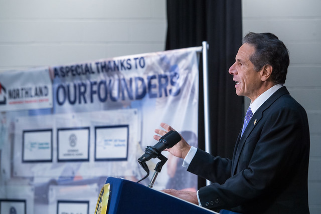 Governor Cuomo Announces Strategic Partnership Between Northland Workforce Training Center and SUNY Empire State College