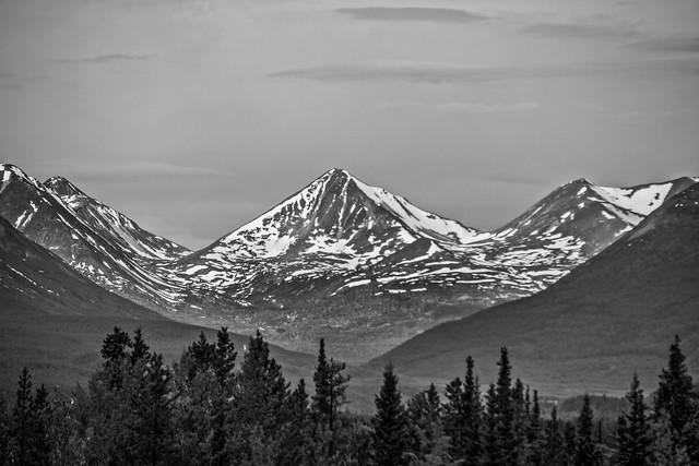 Snow Cap Northern Rockies