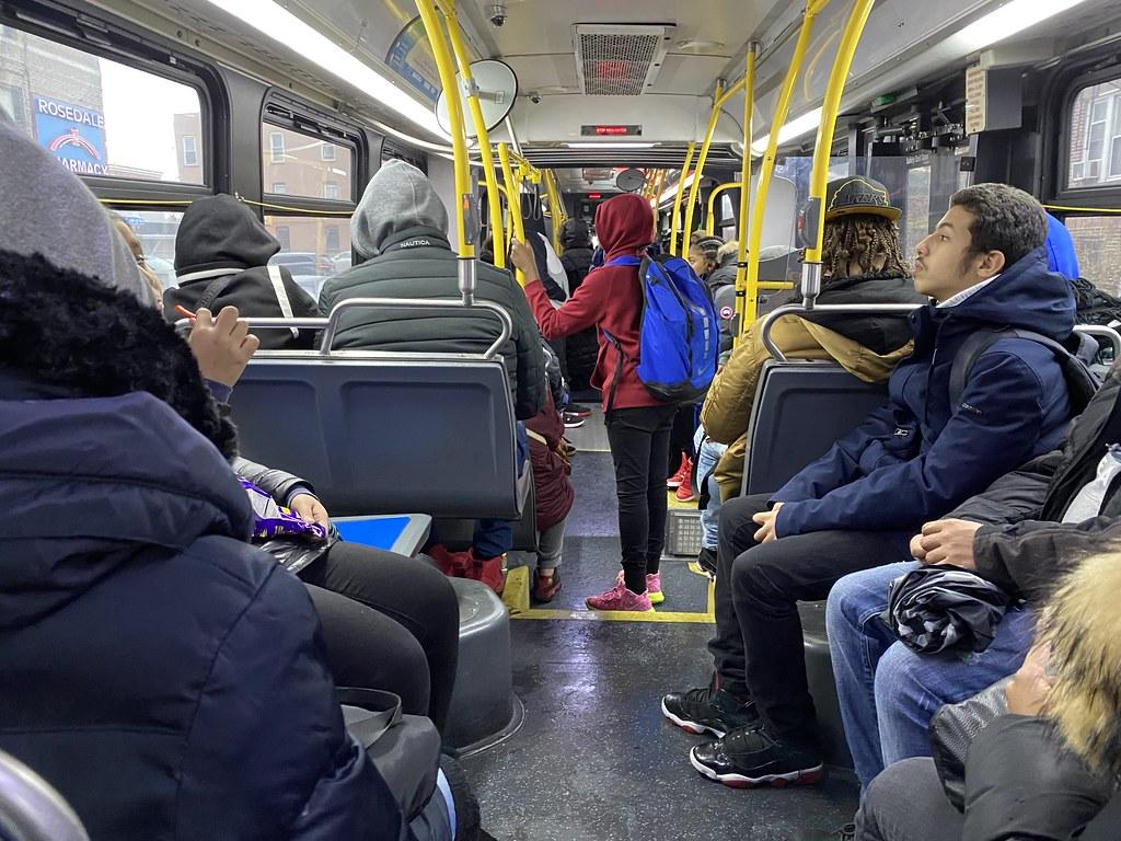 2013 Nova Bus LFSA 5357 - Bx36 To Soundview Pugsley Av