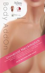 DeeTaleZ - universal Neckmatch (BOM)